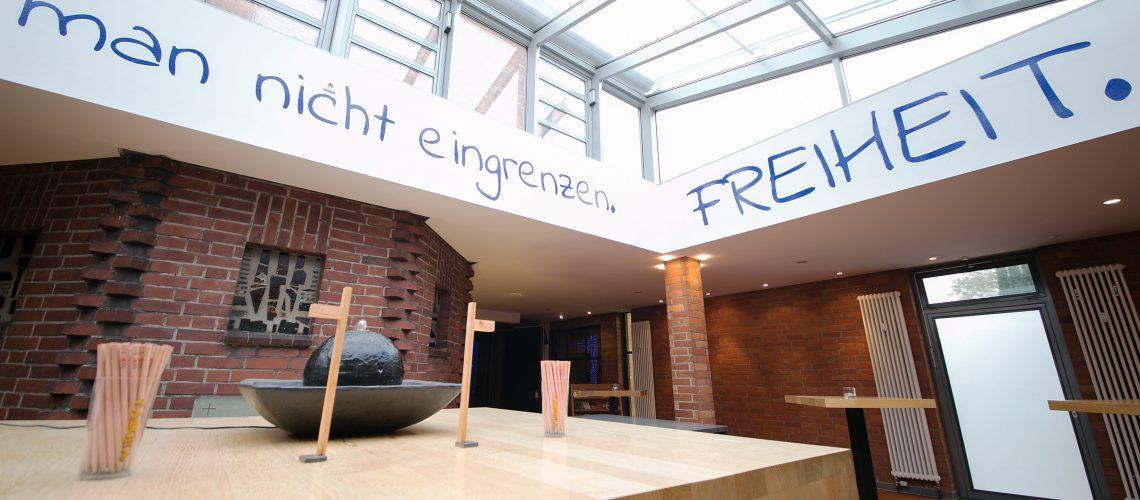 Jugendkirche Raum